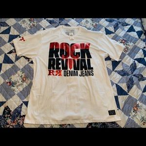 Rock Revival Graphic Tee